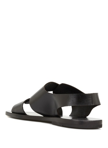 Academia Spor Sandalet Siyah